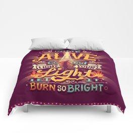 Come Alive Comforters
