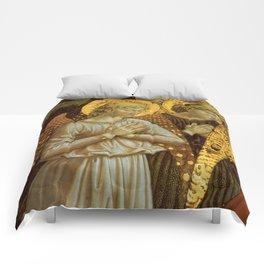 1459 Benozzo Gozoli - Angels (detail) Comforters