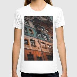 Hundertwasser museum T-shirt