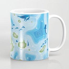 Enchanted Islands Coffee Mug