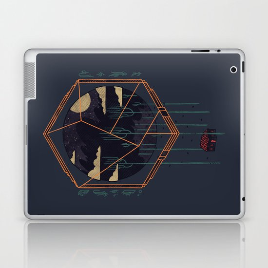 The Dark Woods Laptop & iPad Skin