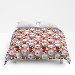 Secret Destroyer Comforters
