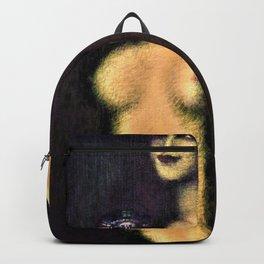 Franz von Stuck - The sin - Digital Remastered Edition Backpack