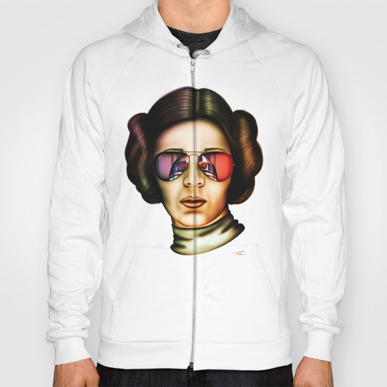 STAR WARS Princess Leia  Hoody