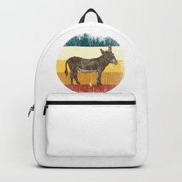 Retro Donkey Backpack