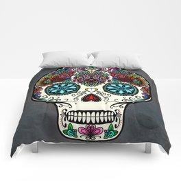 Día de Muertos Comforters