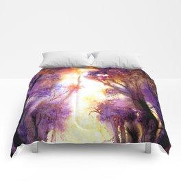 Tree Harmony Comforters