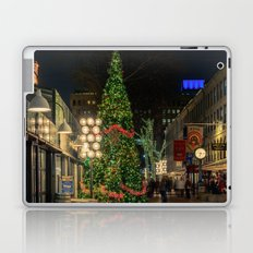 Boston is ready for Christmas  Laptop & iPad Skin