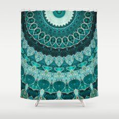 REALLY MERMAID Shower Curtain