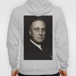 Franklin D. Roosevelt, about 1932 Hoody