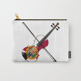 Florida Fiddle Carry-All Pouch