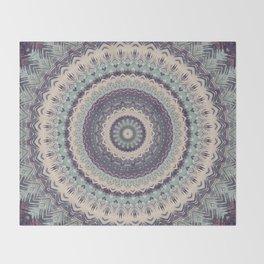 Mandala 275 Throw Blanket