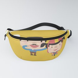 Let's Go! (Yellow Tales Series) Fanny Pack
