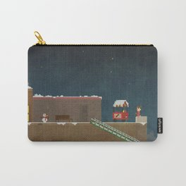Harbor Scene Carry-All Pouch