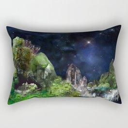 Forster-Tephroite-III Rectangular Pillow