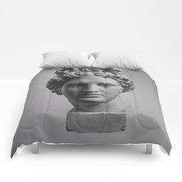 The Minimalist Poster Design #1 Comforters
