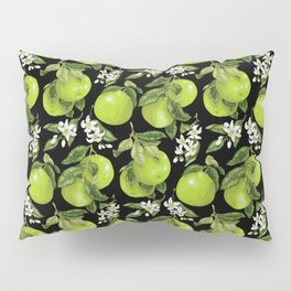 Blooming pomelo with fruits Pillow Sham