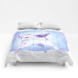 Lunar Espeon Comforters