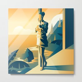 Make Today Amazing - series III. -  Metal Print