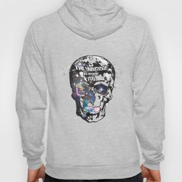 The Universe is Inside You Hoody