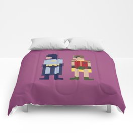 Dynamic Duo Comforters
