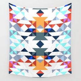 Aztec 5 Wall Tapestry