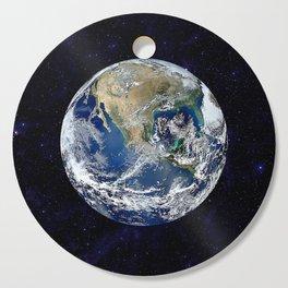The Earth Cutting Board