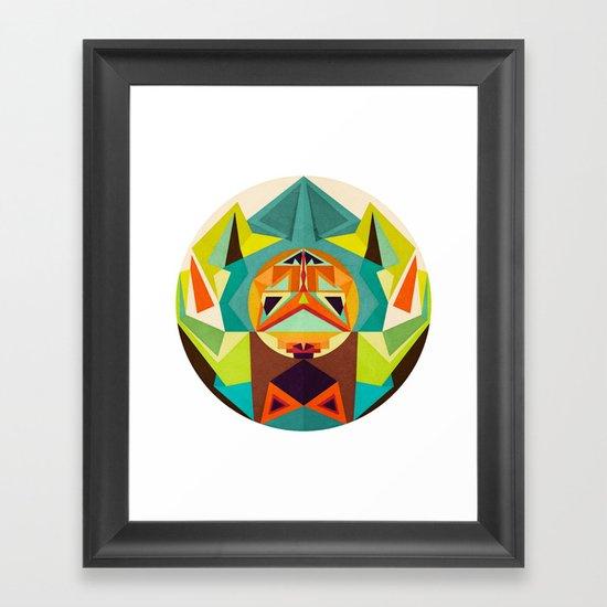 Seyonamara Framed Art Print