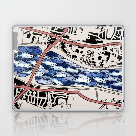 Lacking in Depth Laptop & iPad Skin