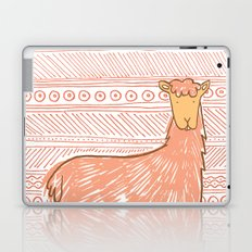 Llamas are Friends in Peru Laptop & iPad Skin