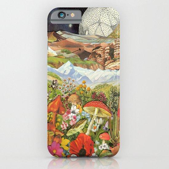 Shrooms iPhone & iPod Case