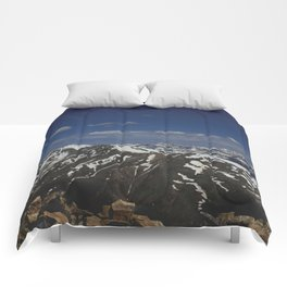 From the Top of the Rockies Comforters
