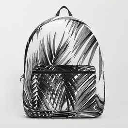Palm Leaf Jungle Vibes #3 #tropical #decor #art #society6 Backpack