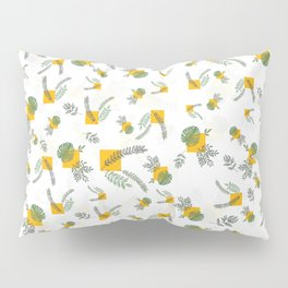 Wall Garden Pillow Sham