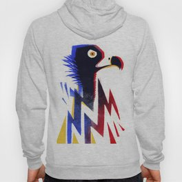 Elecrtic vulture Hoody