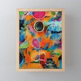 Time to Emerge Framed Mini Art Print