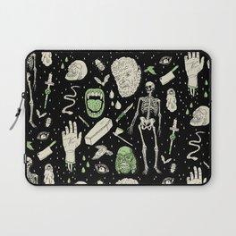 Whole Lotta Horror: BLK ed. Laptop Sleeve