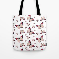 Spring Butterfly (Pattern) Tote Bag