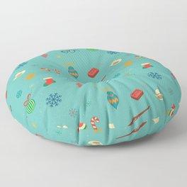 Christmas Story Floor Pillow