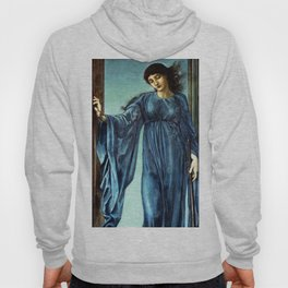 "Edward Burne-Jones ""Night"" Hoody"