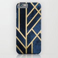 Art Deco Midnight iPhone 6 Slim Case