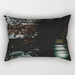 Vida Oscura  Rectangular Pillow