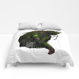 Swamp Thing - Work in Progress (2013) Comforters