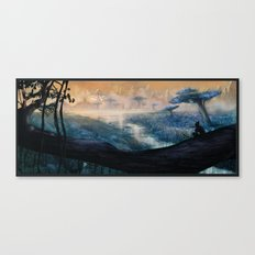 Plavim Forest Canvas Print