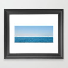 Untitled favorite quote  Framed Art Print