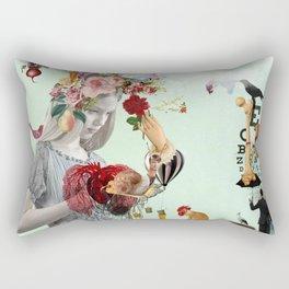 It looks like Le Chiffre Rectangular Pillow