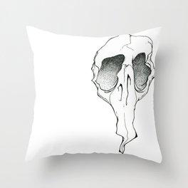 Skullz 02 Throw Pillow