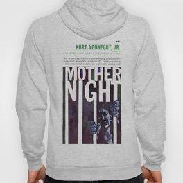 Vonnegut - Mother Night Hoody