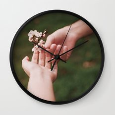 Our spring II Wall Clock