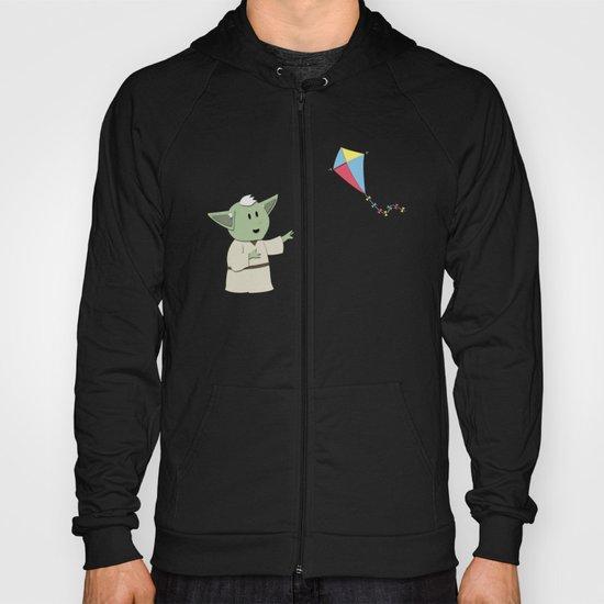SW Kids - Yoda Kite Hoody